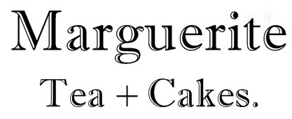 Marguerite Tea+Cakes.