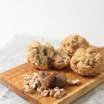 Fig and Walnut Scone